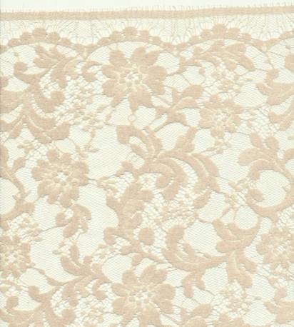 Calais laces for dresses