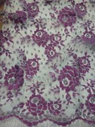 Calais Chantilly laces for dresses