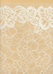 Calais chantilly lace for dresses