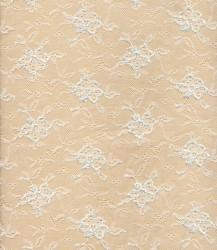 Lace Fabrics 140 CM RIGID