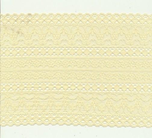 Calais stretch lace band