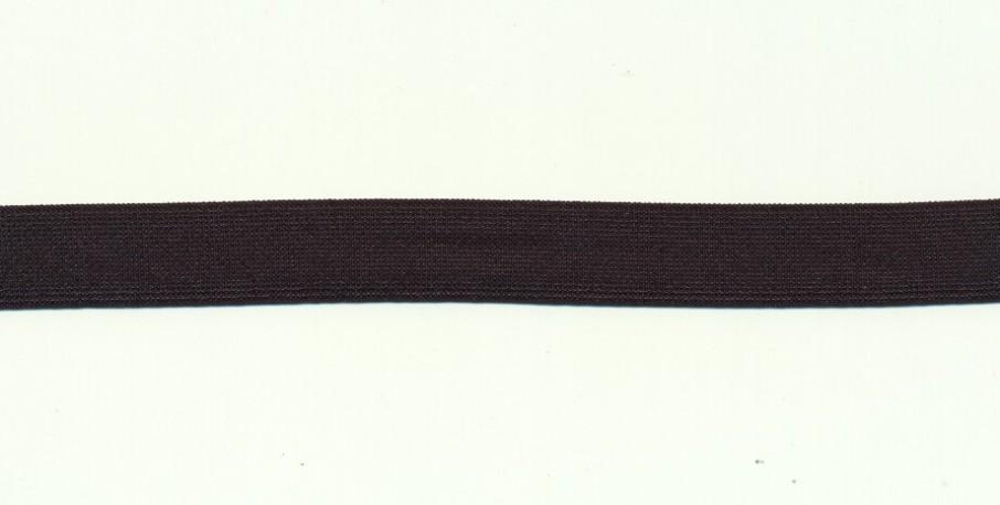 Elastic flat band for lingerie