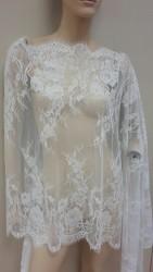 Lace dress 75 cm wide