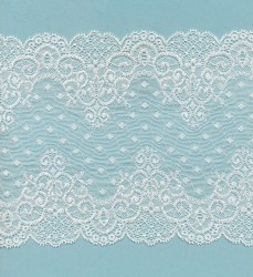 Calais - elastic lace