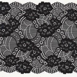 Jacquard lace- elastique