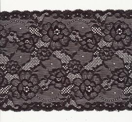 Jacquard lace- elastic