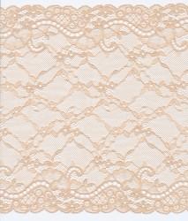 Jacquardtronic elastic lace band