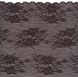 Lace fabric- allover lace 55cm